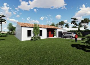 Annonce vente Maison avec terrain constructible challans