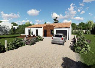 Annonce vente Maison avec terrain constructible saintes