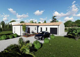 Annonce vente Maison avec terrain constructible l'île-d'elle