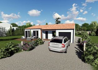 Annonce vente Maison avec terrain constructible jonzac
