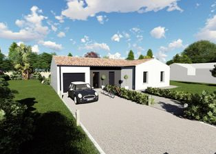 Annonce vente Maison avec terrain constructible la barre-de-monts