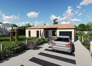 Annonce vente Maison avec terrain constructible notre-dame-de-monts