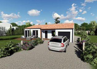 Annonce vente Maison avec terrain constructible pont-l'abbé-d'arnoult
