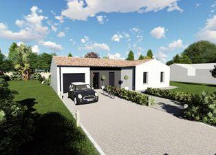 Annonce vente Maison avec terrain constructible chaniers