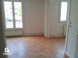 Annonce location Appartement avec parking Bourgoin-Jallieu