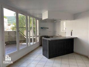Annonce vente Appartement avec terrasse saint-martin-d'hères