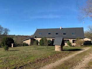Annonce vente Maison avec terrasse crevant