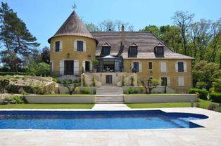 Annonce vente Château avec garage creysse