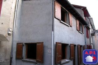 Annonce vente Maison à rénover tarascon-sur-ariège