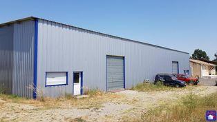 Annonce vente Local commercial avec hangar mirepoix