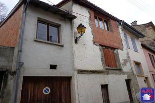 Annonce vente Maison la bastide-de-sérou