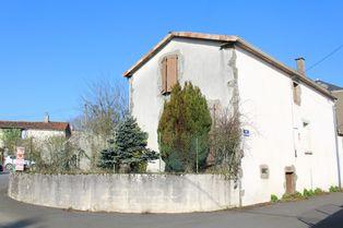 Annonce vente Maison avec garage saint-andré-sur-sèvre