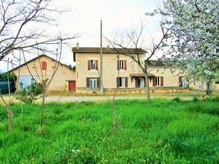Annonce vente Maison avec garage lamonzie-saint-martin