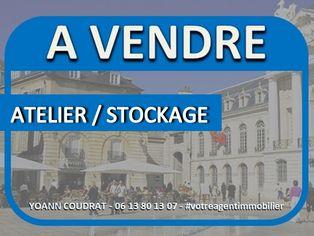 Annonce vente Local commercial avec atelier dijon
