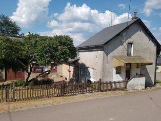 Annonce vente Maison avec grange arleuf