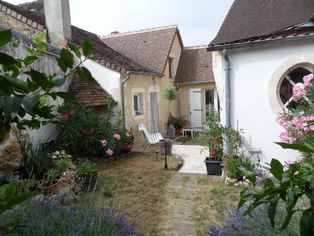 Annonce vente Maison avec terrasse le blanc