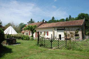 Annonce vente Maison avec grange cussac