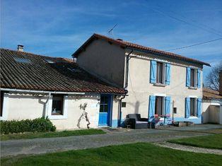 Annonce vente Maison avec terrasse parthenay