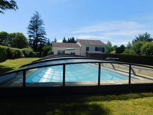 Annonce vente Maison avec piscine cussac