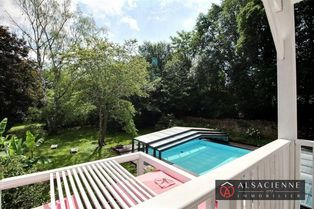 Annonce vente Maison avec piscine strasbourg