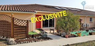 Annonce vente Maison avec terrasse ruoms