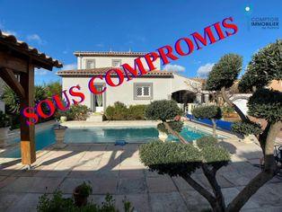 Annonce vente Maison avec piscine villeneuve-lès-maguelone