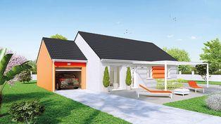 Annonce vente Maison avec garage l'abergement-sainte-colombe