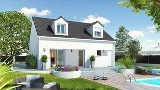 Annonce vente Maison avec garage châtenoy-en-bresse