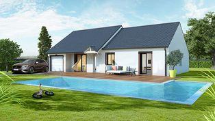 Annonce vente Maison avec garage cuisery