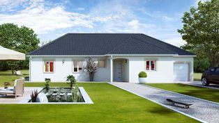Annonce vente Maison avec garage mervans