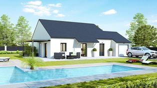 Annonce vente Maison avec garage sassenay