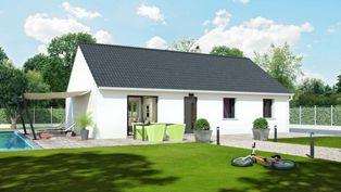 Annonce vente Maison avec garage baudrières