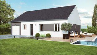Annonce vente Maison avec garage sanvignes-les-mines