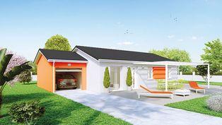 Annonce vente Maison avec garage cruzilles-lès-mépillat
