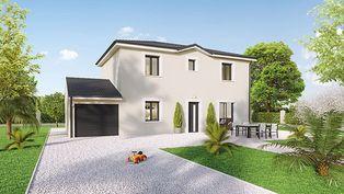 Annonce vente Maison avec garage messimy-sur-saône
