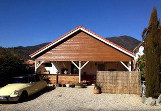 Annonce vente Châlet avec terrasse castellane