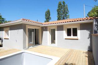 Annonce vente Maison avec terrasse albi