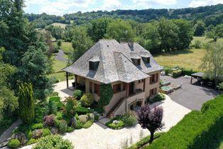 Annonce vente Maison avec garage Bozouls