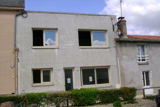 Annonce vente Maison argenton-l'église