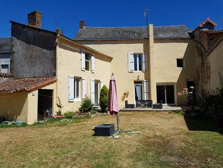 Annonce vente Maison la chapelle-saint-laurent