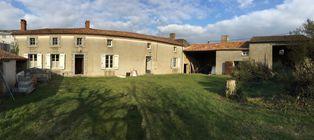 Annonce vente Maison avec cave saint-varent