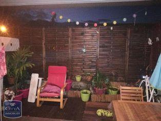 Annonce vente Appartement avec jardin saint-denis
