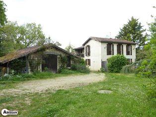 Annonce vente Maison avec garage vic-fezensac