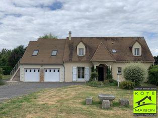 Annonce vente Maison avec terrasse Alençon