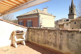 Annonce vente Maison avec terrasse pélissanne