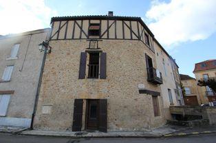 Annonce vente Maison avec garage pays de belvès