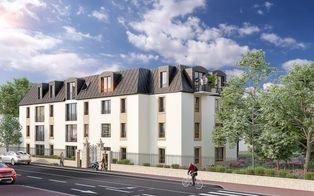Annonce vente Appartement avec terrasse bretteville-sur-odon