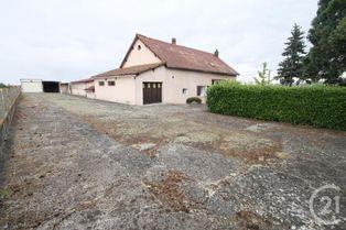Annonce vente Maison avec garage saint-rémy-en-rollat