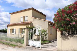 Annonce vente Maison plein sud chateau gombert