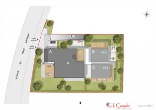 Annonce vente Maison avec terrasse pessac